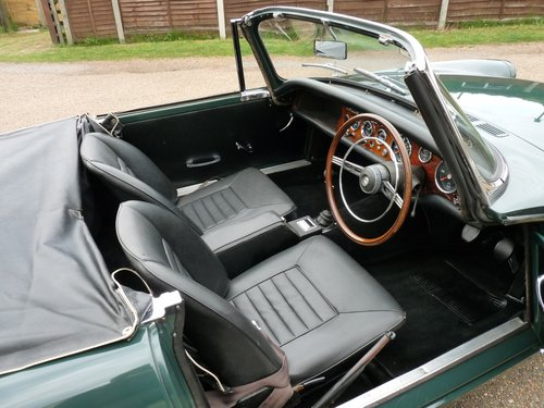 1965 Sunbeam Tiger Mk1, original and untouched, Sold SOLD (picture 3 of 6)
