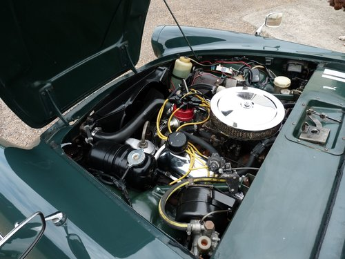 1965 Sunbeam Tiger Mk1, original and untouched, Sold SOLD (picture 4 of 6)