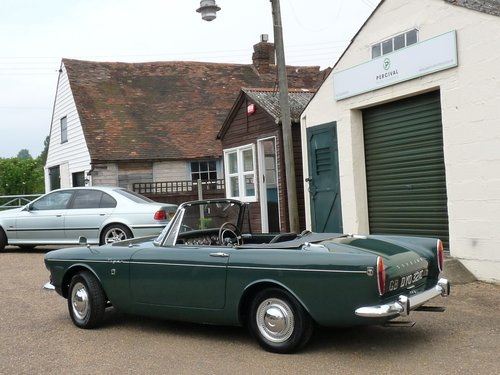 1965 Sunbeam Tiger Mk1, original and untouched, Sold SOLD (picture 5 of 6)