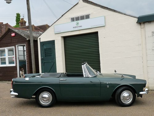 1965 Sunbeam Tiger Mk1, original and untouched, Sold SOLD (picture 6 of 6)
