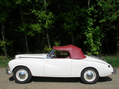 1955 Rare Alpine Roadster in excellent condition For Sale (picture 5 of 6)
