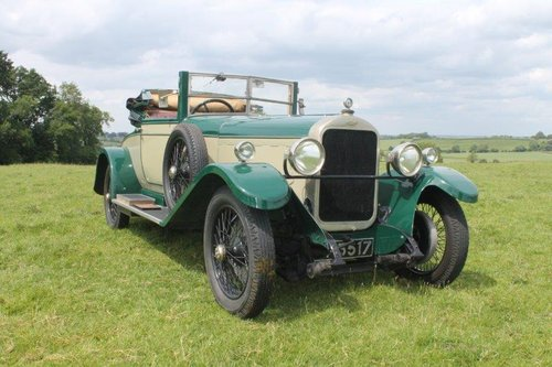 1925 Sunbeam 20/60 sports For Sale (picture 3 of 6)