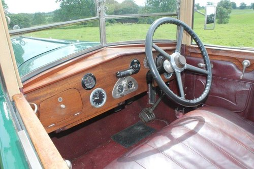 1925 Sunbeam 20/60 sports For Sale (picture 4 of 6)
