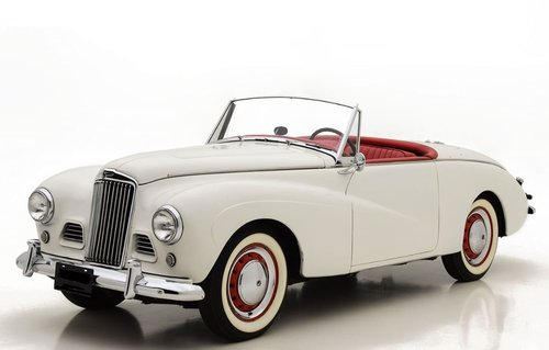 1954 Sunbeam Alpine Roadster For Sale (picture 1 of 6)