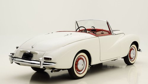 1954 Sunbeam Alpine Roadster For Sale (picture 2 of 6)
