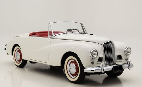 1954 Sunbeam Alpine Roadster For Sale (picture 6 of 6)