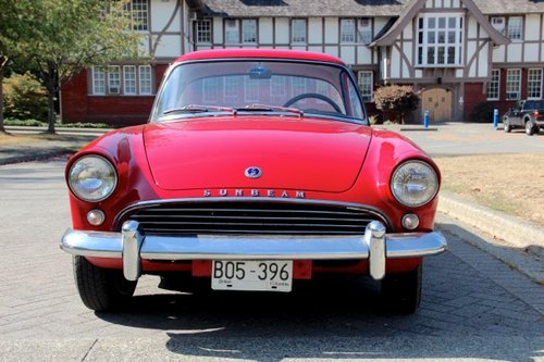 1960 Sunbeam Alpine Series 1 - One Owner Classic  For Sale (picture 1 of 6)