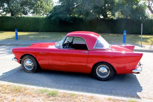 1960 Sunbeam Alpine Series 1 - One Owner Classic  For Sale (picture 2 of 6)