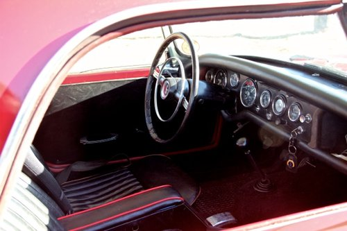 1960 Sunbeam Alpine Series 1 - One Owner Classic  For Sale (picture 3 of 6)