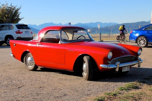 1960 Sunbeam Alpine Series 1 - One Owner Classic  For Sale (picture 5 of 6)