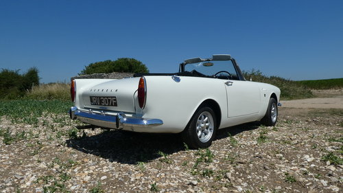 1968 Sunbeam Alpine  Series V Roadster Fully restored  SOLD (picture 1 of 6)