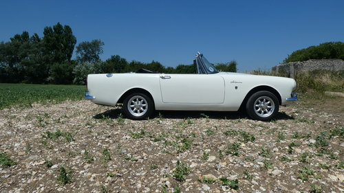 1968 Sunbeam Alpine  Series V Roadster Fully restored  SOLD (picture 2 of 6)