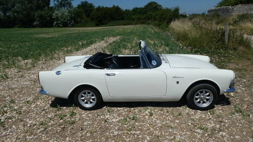 1968 Sunbeam Alpine  Series V Roadster Fully restored  SOLD (picture 3 of 6)