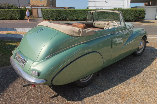 1950 Sunbeam Talbot 90 Drophead SOLD (picture 2 of 6)