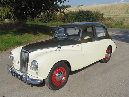 1953 Sunbeam Talbot 90 Mk2A SOLD (picture 1 of 6)
