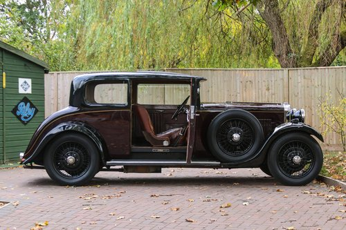 1933 Sunbeam Sports Coupe For Sale (picture 2 of 6)