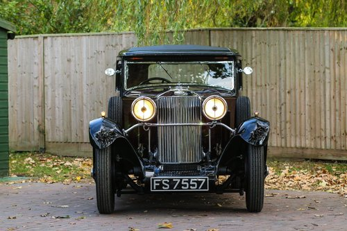 1933 Sunbeam Sports Coupe For Sale (picture 4 of 6)