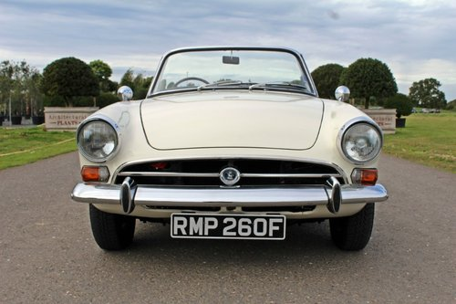 1967 Sunbeam Alpine Series V For Sale (picture 2 of 6)