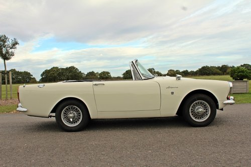 1967 Sunbeam Alpine Series V For Sale (picture 3 of 6)