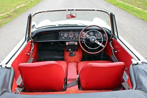 1967 Sunbeam Alpine Series V For Sale (picture 5 of 6)