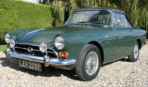 1967 Sunbeam Alpine Series V GT Wanted (picture 1 of 6)
