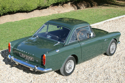 1967 Sunbeam Alpine Series V GT Wanted (picture 2 of 6)