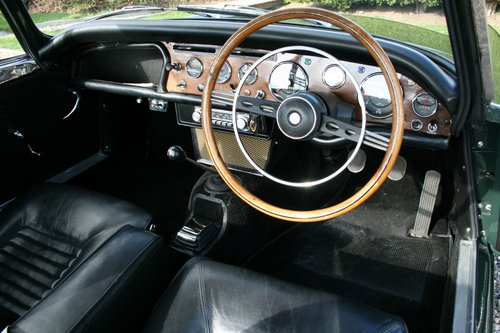 1967 Sunbeam Alpine Series V GT Wanted (picture 3 of 6)