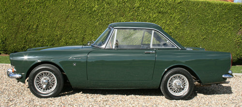 1967 Sunbeam Alpine Series V GT Wanted (picture 4 of 6)