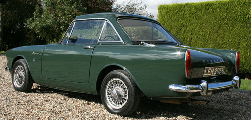 1967 Sunbeam Alpine Series V GT Wanted (picture 5 of 6)