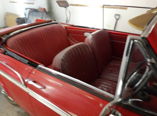 1963 SUNBEAM CONVERTIBLE  VERY RARE  IN NEED OF RECOMMISSIONING  For Sale (picture 6 of 6)