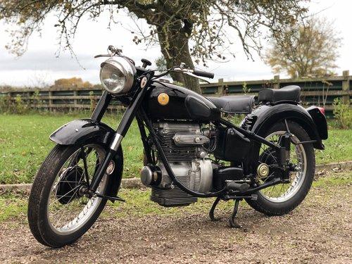 Sunbeam S8 1952 500cc Original Example  For Sale (picture 2 of 6)
