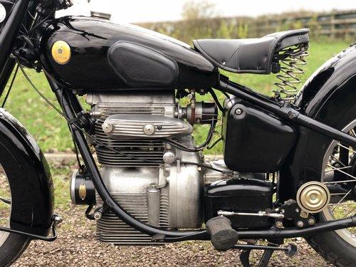 Sunbeam S8 1952 500cc Original Example  For Sale (picture 4 of 6)