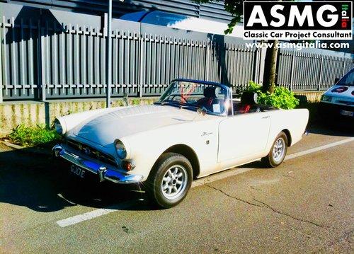 1967 Sunbeam Alpine RHD For Sale (picture 1 of 6)