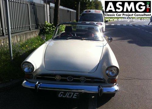 1967 Sunbeam Alpine RHD For Sale (picture 2 of 6)