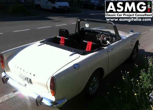 1967 Sunbeam Alpine RHD For Sale (picture 3 of 6)