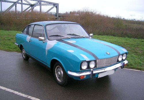 1970 Sunbeam Rapier Fast Back Historic Vehicle  For Sale (picture 2 of 5)