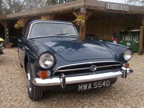 1966 SUNBEAM ALPINE  For Sale (picture 2 of 6)
