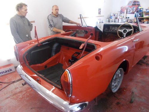 1966 SUNBEAM ALPINE  For Sale (picture 6 of 6)