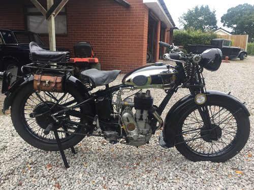 1931 Sunbeam Lion 500cc For Sale (picture 1 of 6)