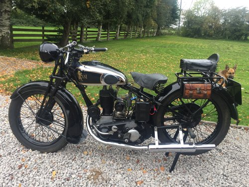 1931 Sunbeam Lion 500cc For Sale (picture 2 of 6)