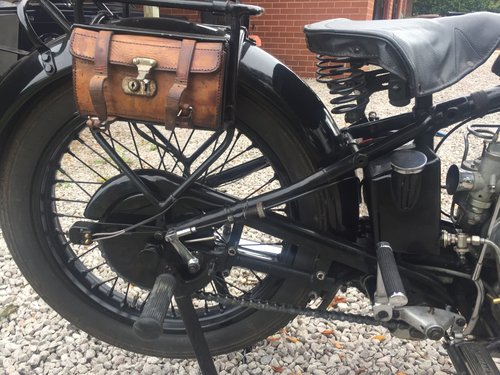 1931 Sunbeam Lion 500cc For Sale (picture 6 of 6)