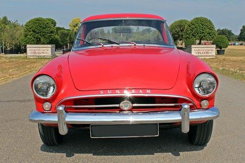 1961 Sunbeam Alpine Mk 2 For Sale (picture 3 of 6)