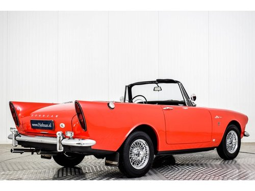 1965 Sunbeam Alpine MK3 Overdrive For Sale (picture 2 of 6)