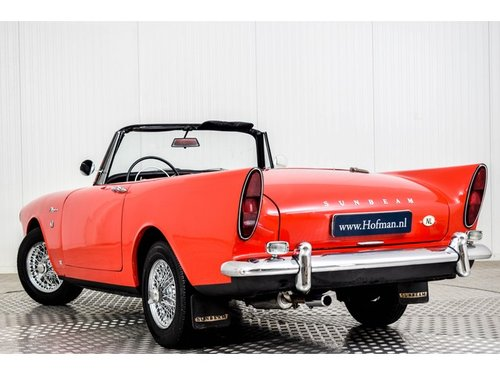 1965 Sunbeam Alpine MK3 Overdrive For Sale (picture 4 of 6)
