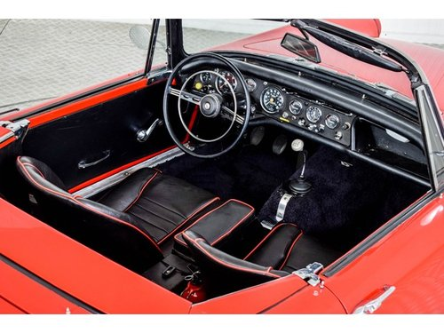 1965 Sunbeam Alpine MK3 Overdrive For Sale (picture 6 of 6)