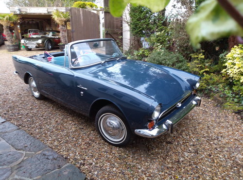 1966  Alpine  2 plus 2  Sports  For Sale (picture 2 of 6)