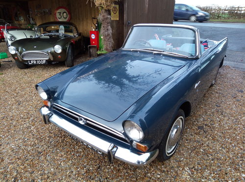 1966  Alpine  2 plus 2  Sports  For Sale (picture 3 of 6)