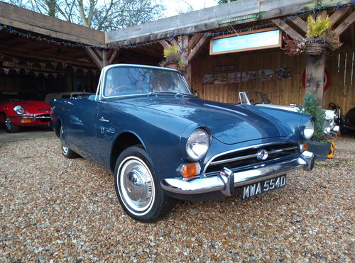 1966  Alpine  2 plus 2  Sports  For Sale (picture 6 of 6)