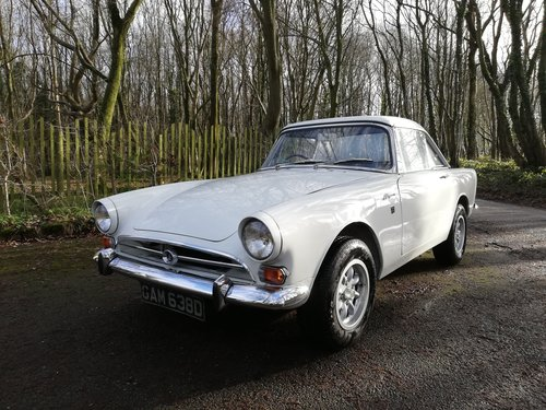1966 Sunbeam Alpine GT SOLD (picture 1 of 6)
