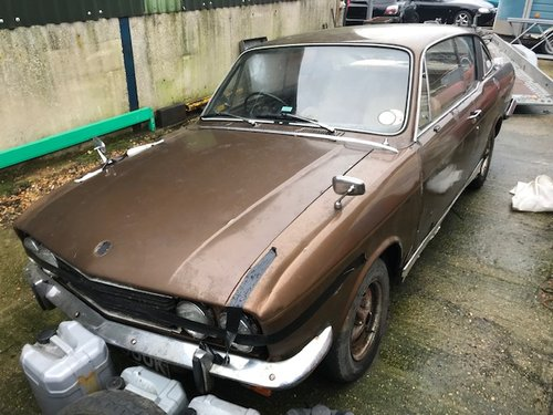 1972 Sunbeam Rapier H120 holbay  project SOLD (picture 1 of 6)